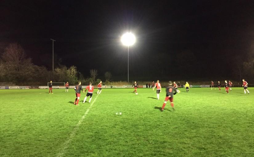 SG NMH I – TSG Kaiserslautern: 2-3