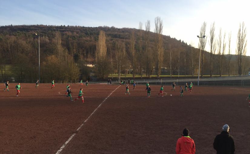 SG NMH II – SG Eintracht Kaiserslautern: 8-0