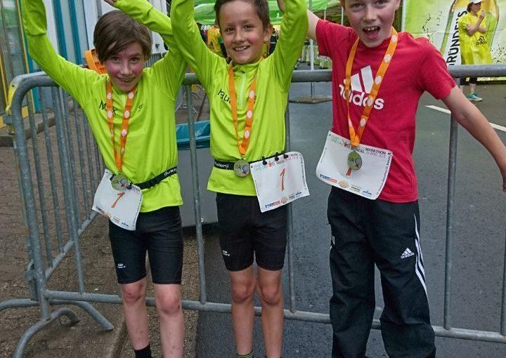 12. Globus Marathon in Sankt Wendel